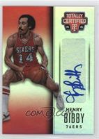 Henry Bibby /25
