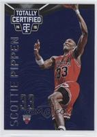 Scottie Pippen (Red Jersey) /149