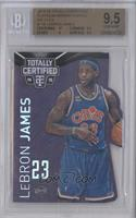 LeBron James /25 [BGS 9.5]