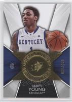 James Young /499