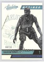 Retired - Baron Davis /10
