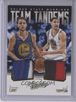 Klay Thompson, Stephen Curry /25