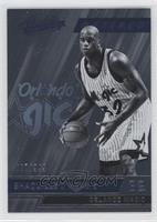 Retired - Shaquille O'Neal /999