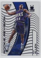 Rookie Revision - Ray Allen (Base) /149