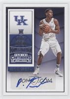 College Ticket Autographs - Dakari Johnson