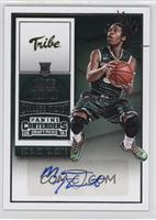 College Ticket Autographs - Marcus Thornton