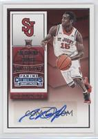 College Ticket Autographs - Sir'Dominic Pointer