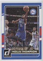 Hollis Thompson /12