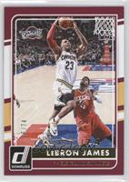 LeBron James /74