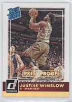 Rated Rookies - Justise Winslow /10