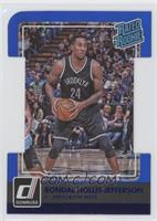 Rated Rookies - Rondae Hollis-Jefferson #/24