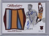 Emmanuel Mudiay /15