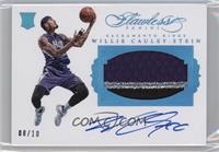 Willie Cauley-Stein /10