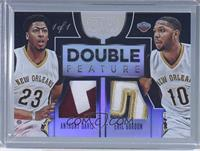 Anthony Davis, Eric Gordon /1