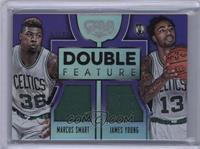 James Young, Marcus Smart /40