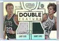 Larry Bird, Danny Ainge /60
