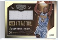 Kenneth Faried /60