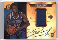 Rookie Jersey Autographs - Jerian Grant /199