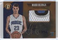 Rookie Jersey Autographs Prime Jumbo - Mario Hezonja /25
