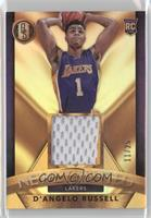D'Angelo Russell /25