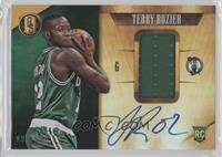Rookie Jersey Autographs - Terry Rozier /199