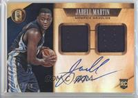 Rookie Jersey Autographs Double - Jarell Martin /149
