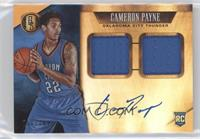 Rookie Jersey Autographs Double - Cameron Payne /149