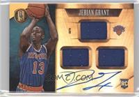 Rookie Jersey Autographs Triple - Jerian Grant /99