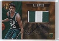 Rookie Jersey Autographs Jumbo - R.J. Hunter /49