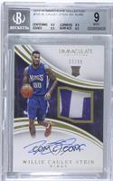 Rookie Patch Autographs - Willie Cauley-Stein /99 [BGS 9]