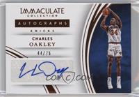 Charles Oakley /75