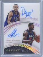 Damon Stoudamire, Tracy McGrady /49
