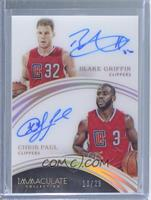Chris Paul, Blake Griffin /25
