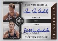 Tom Van Arsdale, Dick Van Arsdale /49