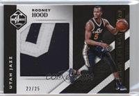 Rodney Hood /25