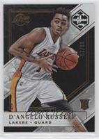 D'Angelo Russell /80