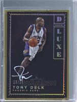 Tony Delk /25