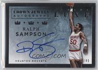 Ralph Sampson /49