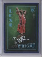 Delon Wright /25