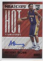 Anthony Brown /25