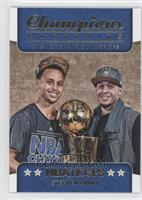 Champions Trophy Portraits - Stephen Curry /99