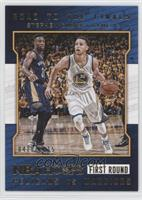 First Round - Stephen Curry /2015