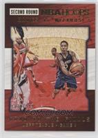 Second Round - Jeff Teague /999