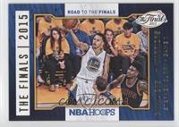 NBA Finals - Stephen Curry /199