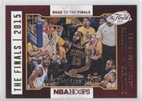 NBA Finals - LeBron James /199