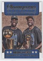 Champions Trophy Portraits - Andre Iguodala, Draymond Green /99