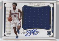 Stanley Johnson /49
