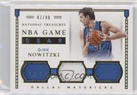 Dirk Nowitzki /49