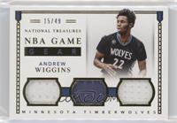 Andrew Wiggins /49