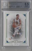 Stephen Curry /10 [BGS 8.5]